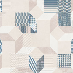 Aretha Blue | Wall art / Murals | TECNOGRAFICA