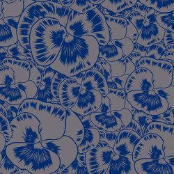 Aurora Floreale Classic Blue | Wall art / Murals | TECNOGRAFICA