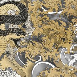 Yokai Gold A | Wall art / Murals | TECNOGRAFICA