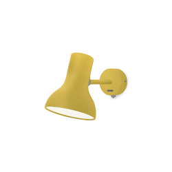 Type 75™ Mini Wall light, Margaret Howell Edition, Ochre Yellow | Wall lights | Anglepoise