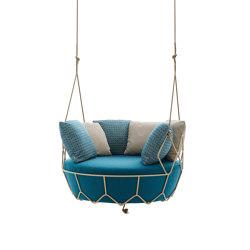Gravity 9883 swing-sofa | Swings | ROBERTI outdoor pleasure