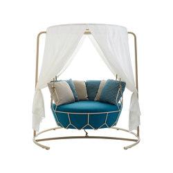 Gravity 9884C swing-sofa | Swings | ROBERTI outdoor pleasure