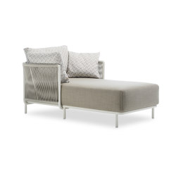 Queen 4430 chaise lounge   Chaise longues   ROBERTI outdoor pleasure