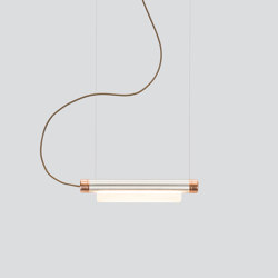 Pipeline 40 Pendant | Suspended lights | ANDlight