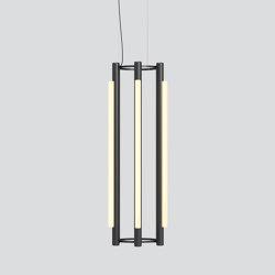 Pipeline Chandelier 4 | Suspended lights | ANDlight