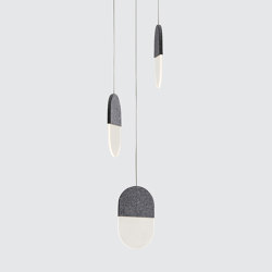 Slab 20   Suspended lights   ANDlight