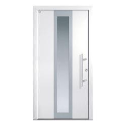 Aluminum clad wood entry doors | Design Type 1105 | Entrance doors | Unilux