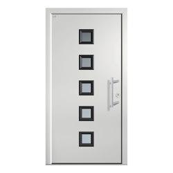 Aluminum clad wood entry doors | Design Type 1113 | Entrance doors | Unilux