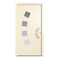 Aluminum clad wood entry doors | Elegance Type 1116 | Entrance doors | Unilux