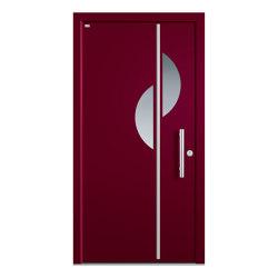 Aluminum clad wood entry doors | Elegance Type 1118 | Entrance doors | Unilux
