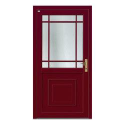 Aluminum clad wood entry doors | History Type 1205 | Entrance doors | Unilux