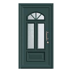Aluminum clad wood entry doors | History Type 1207 | Entrance doors | Unilux