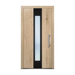 Wooden entry doors | ExclusivLine Model 2401 | Entrance doors | Unilux