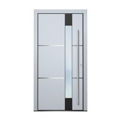 Wooden entry doors | ExclusivLine Model 2403 | Entrance doors | Unilux
