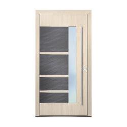 Wooden entry doors | ExclusivLine Model 2405 | Entrance doors | Unilux