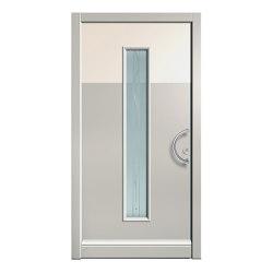 Wooden entry doors | HighLine Model 2105 | Entrance doors | Unilux