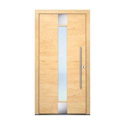 Wooden entry doors | HighLine Model 2113 | Entrance doors | Unilux