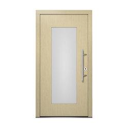 Wooden entry doors | HighLine Model 2115 | Entrance doors | Unilux