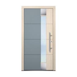 Wooden entry doors | HighLine Model 2116 | Entrance doors | Unilux