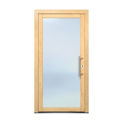 Wooden entry doors | HighLine Model 2200 | Entrance doors | Unilux