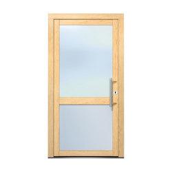 Wooden entry doors | HighLine Model 2201 | Entrance doors | Unilux