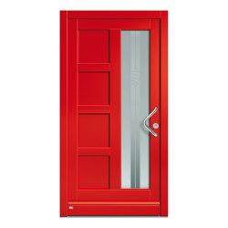 Wooden entry doors | HighLine Model 2206 | Entrance doors | Unilux
