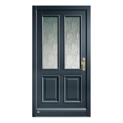 Wooden entry doors | HighLine Model 2208 | Entrance doors | Unilux