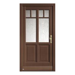 Wooden entry doors | HighLine Model 2210 | Entrance doors | Unilux