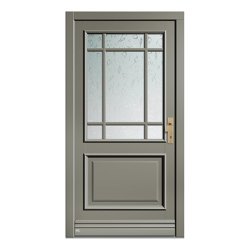 Wooden entry doors | HighLine Model 2212 | Entrance doors | Unilux