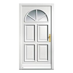 Wooden entry doors | HighLine Model 2226 | Entrance doors | Unilux
