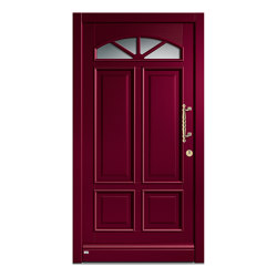 Wooden entry doors | HighLine Model 2228 | Entrance doors | Unilux