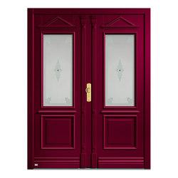 Wooden entry doors | HighLine Model 2303 | Entrance doors | Unilux
