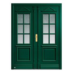 Wooden entry doors | HighLine Model 2304 | Entrance doors | Unilux