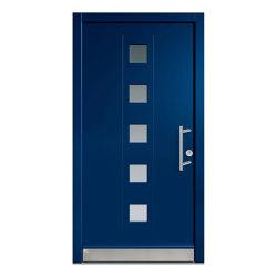 Wooden entry doors | JuniorLine Model 2016 | Entrance doors | Unilux