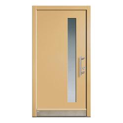 Wooden entry doors | JuniorLine Model 2022 | Entrance doors | Unilux