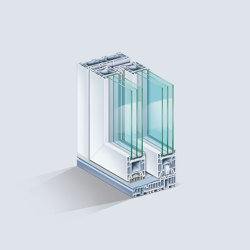 uPVC windows | IsoPlus HS | Window types | Unilux