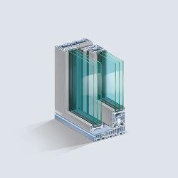 uPVC windows | IsoPlus HS LUX | Window types | Unilux