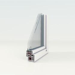 uPVC windows | IsoStar | Window types | Unilux
