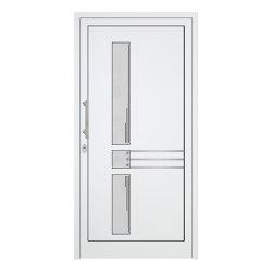 uPVC entry doors | IsoStar Model 7114 | Entrance doors | Unilux
