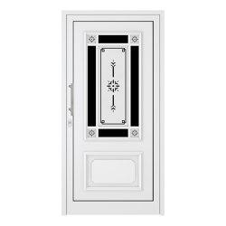 uPVC entry doors | IsoStar Model 7126 | Entrance doors | Unilux