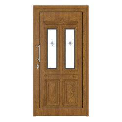 uPVC entry doors | IsoStar Model 7128 | Entrance doors | Unilux