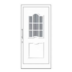 uPVC entry doors | IsoStar Model 7129 | Entrance doors | Unilux