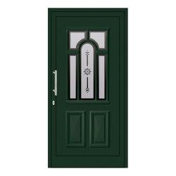 uPVC entry doors | IsoStar Model 7131 | Entrance doors | Unilux
