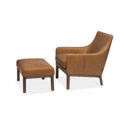 Miles amchair low | Armchairs | Linteloo