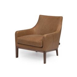 Miles armchair low | Armchairs | Linteloo