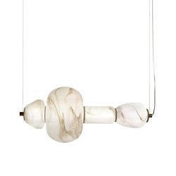 Phoenix pendant lamp horizontal | Suspended lights | Linteloo