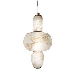 Phoenix pendant lamp vertical | Suspended lights | Linteloo