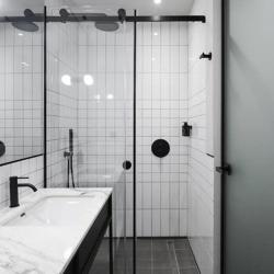 Sliding Shower Cabins | SN01 | Shower screens | PCA