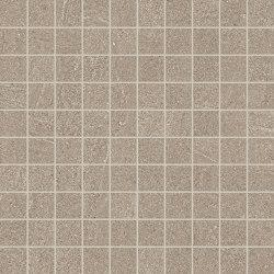 Elegance Pro Taupe Mosaico 3x3 | Mosaïques céramique | EMILGROUP