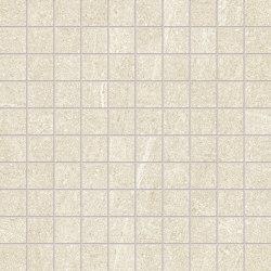 Elegance Pro Ivory Mosaico 3x3 | Mosaïques céramique | EMILGROUP